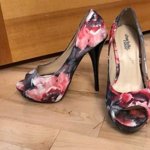 Charlotte Russe stilletos